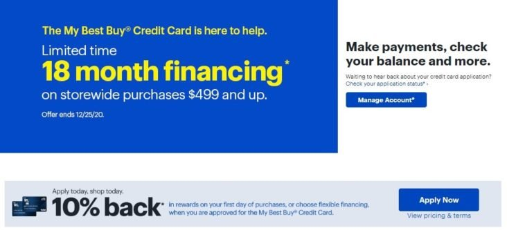 Best Buy Credit Card Review Should You Sign Up 2020