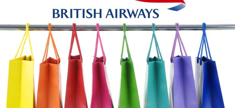 British Airways Executive Club eStore Logo