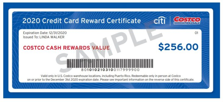Costco Anywhere Visa® Card by Citi - Review [13]