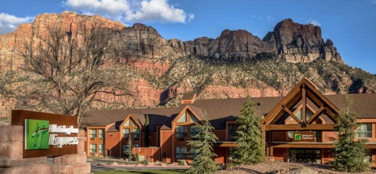 Holiday Inn Express Springdale Zion National Park