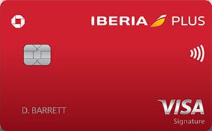 Iberia Visa Signature® Card – Review