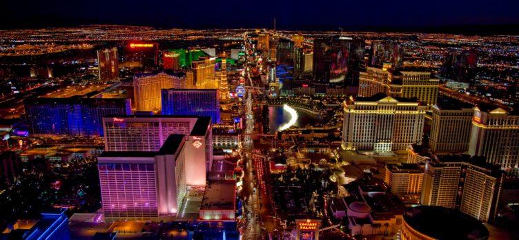 Las Vegas Aerial