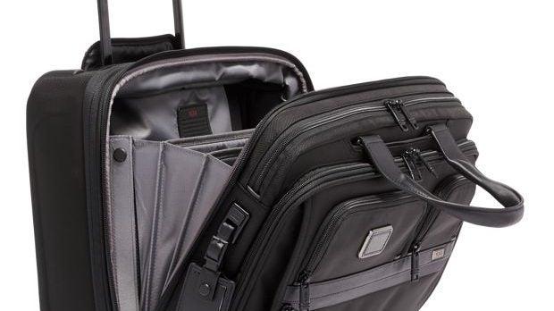 Tumi Wheeled Laptop Case