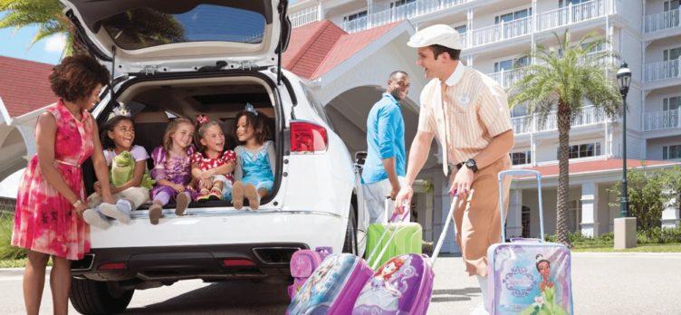 Alamo Disney car rental