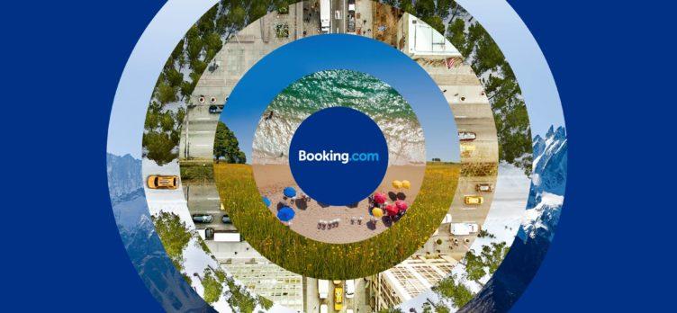 Booking com brand image