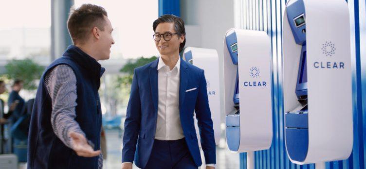 Clear Kiosk Agent Passenger