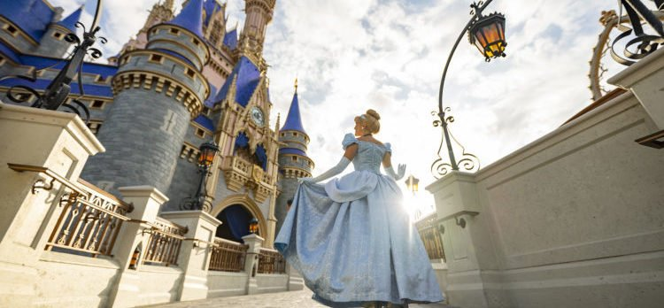 Walt Disney World Cinderellas Castle
