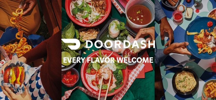 DoorDash food imagery