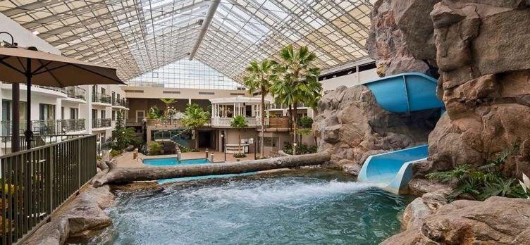Best Western Plus Lamplighter Inn Conference Centre Atrium