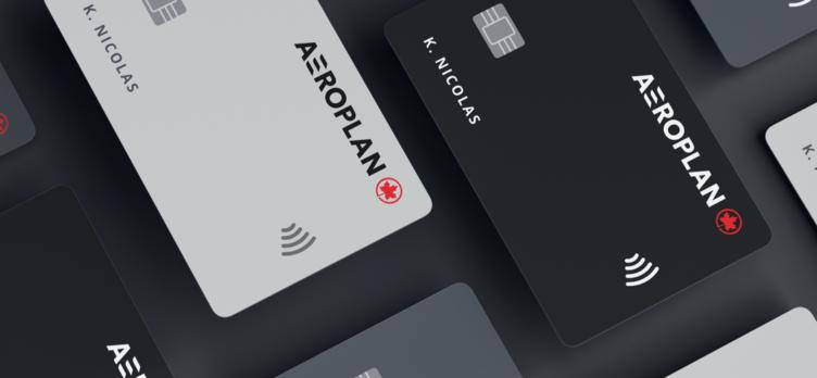Aeroplan credit cards