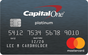 Capital One Secured Mastercard – Review