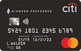 Citi Diamond Preferred Card – Review