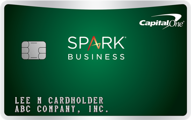 Capital One Spark Cash Select for Business – Review