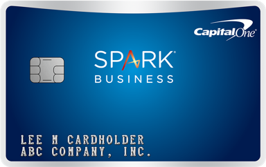 Capital One Spark Miles Select for Business – Review