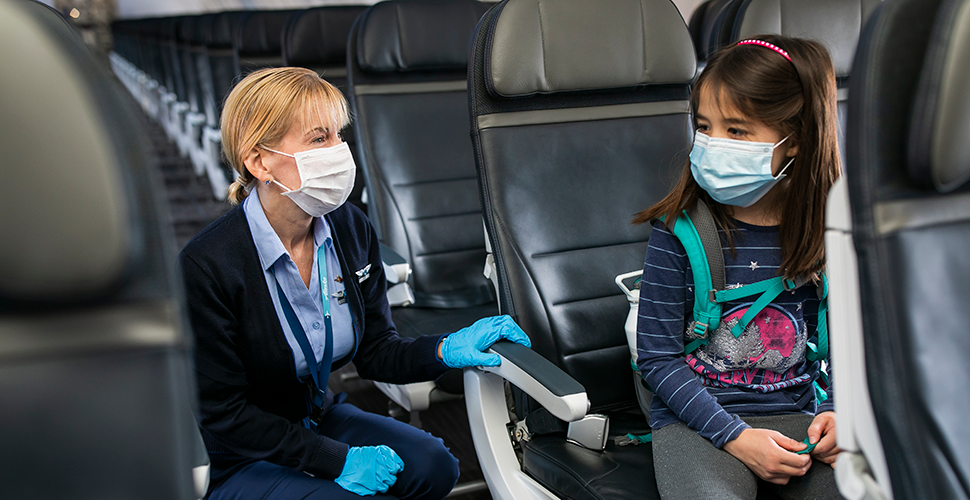 Covid 19 Face Mask Requirements For Kids On Planes 2021