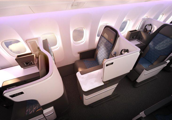 Delta One 767