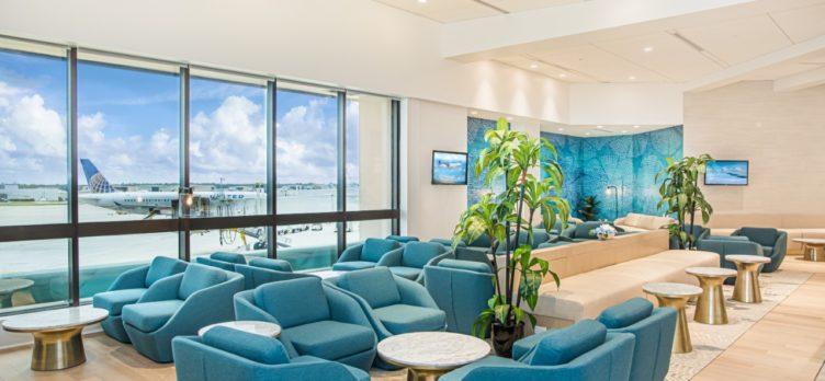 Escape Lounge at Phoenix Sky Harbor International Airport