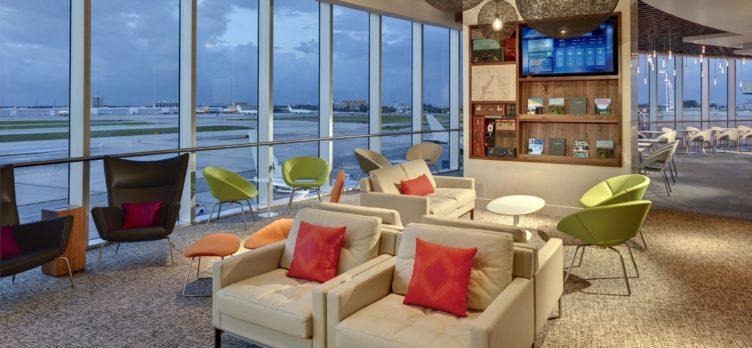 The Centurion Lounge MIA