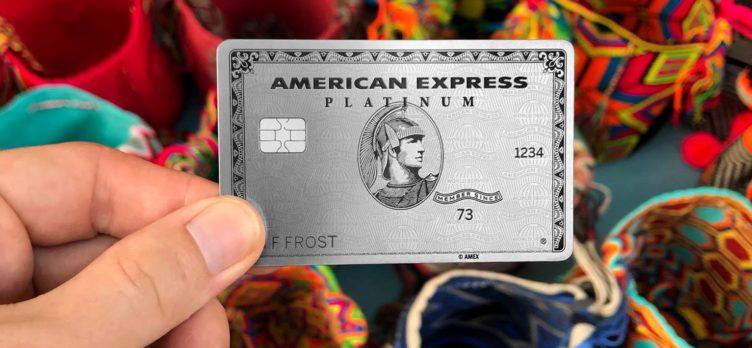 Amex Platinum Card Colombia