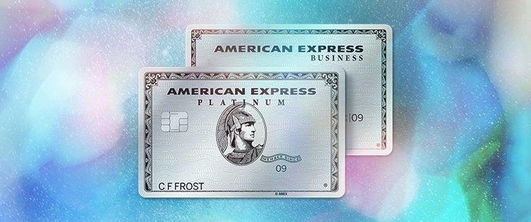Amex Platinum Card and Amex Business Platinum Card