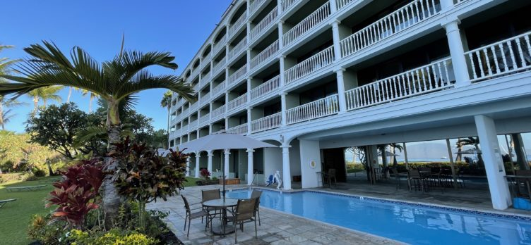 Lahaina Shores Beach Resort Pool