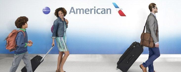American Airlines baggage