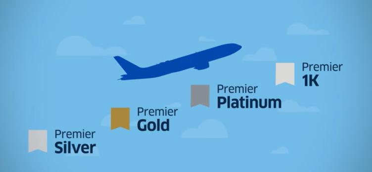 United Airlines elite status levels