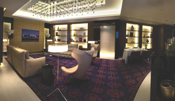Etihad Residence Lounge в AUH