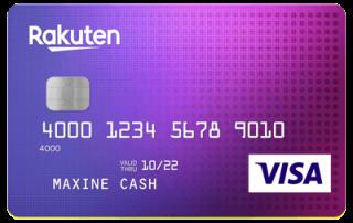 Rakuten Cash Back Visa® Credit Card – Review [2021]