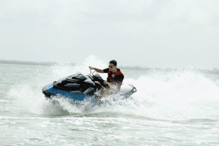 Прокат Водных Мотоциклов в Канкуне