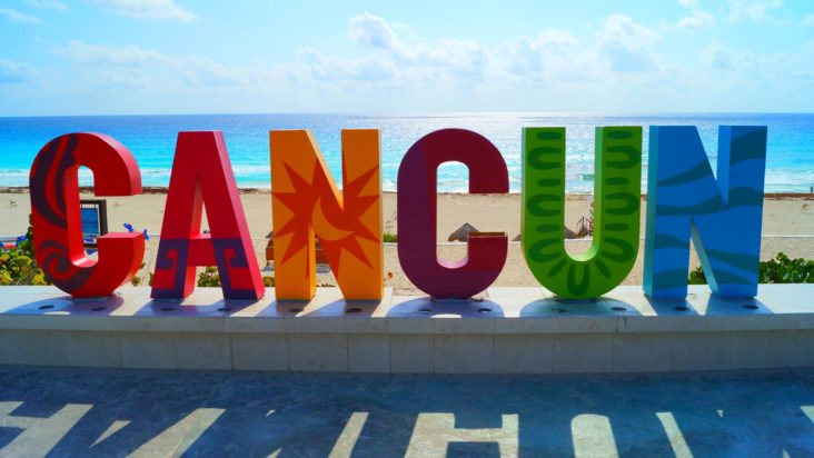 Знак Канкуна