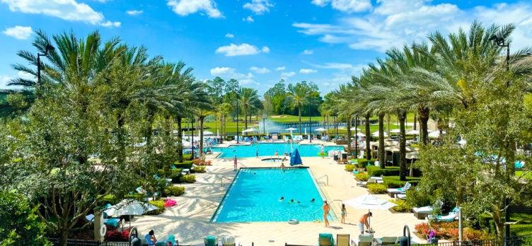 Waldorf Astoria Orlando Pool