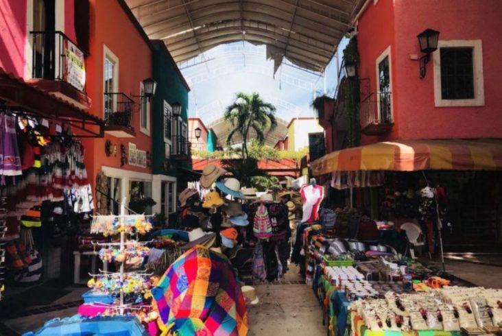 Центр Канкуна