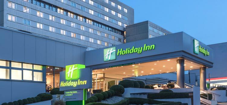 Holiday Inn Munich exterior