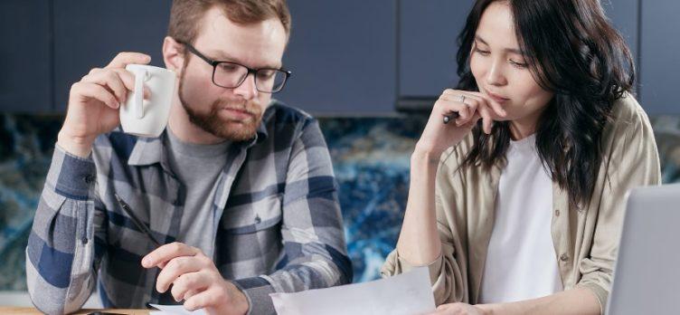 Couple Budgeting Finances
