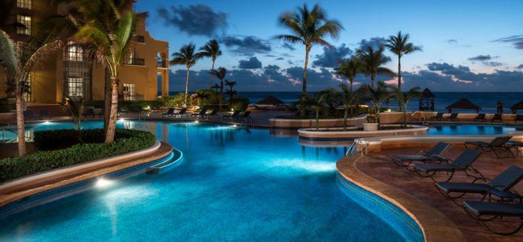 The Ritz-Carlton, Cancun Pools