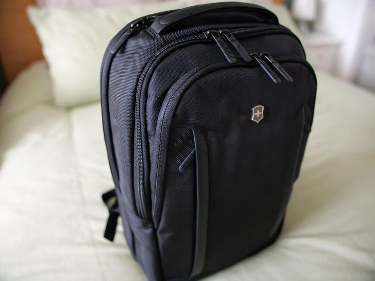 Victorinox Backpack Internal Pockets