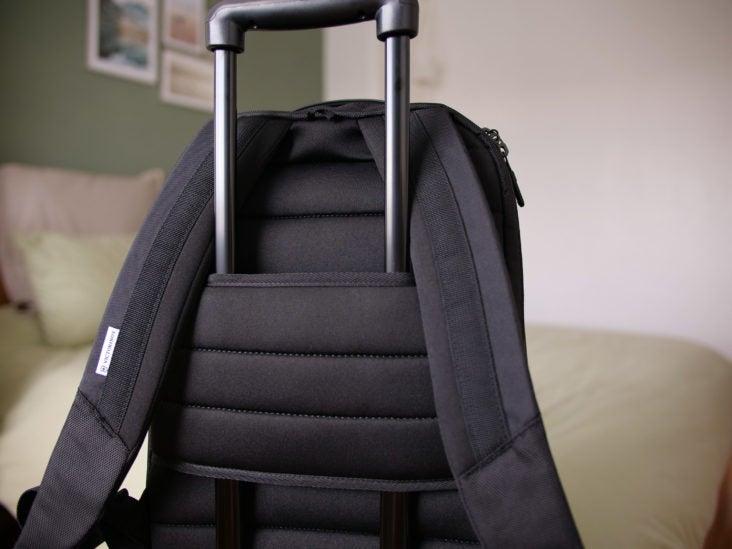 Victorinox Backpack Zips