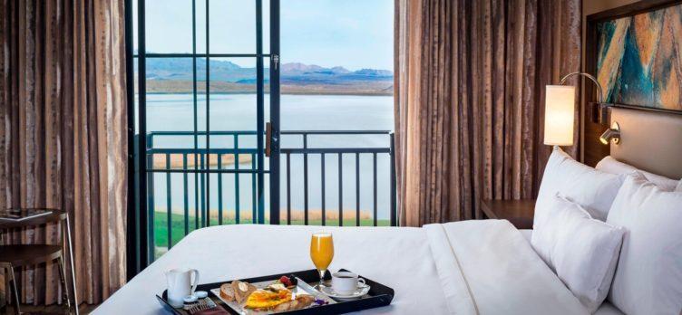 Westin Lake Las Vegas lake view