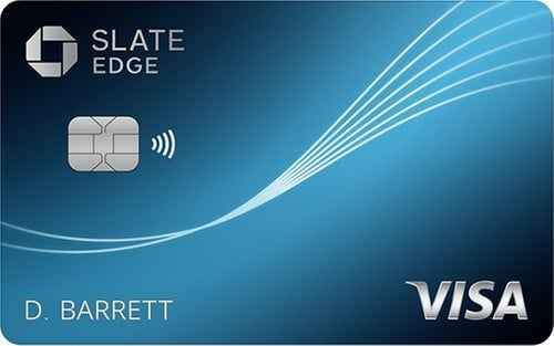 Chase Slate Edge Credit Card – Full Review [2021]