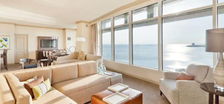 Grand Hyatt Tampa Bay Suite