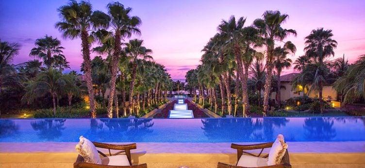 The St. Regis Punta Mita Resort pool