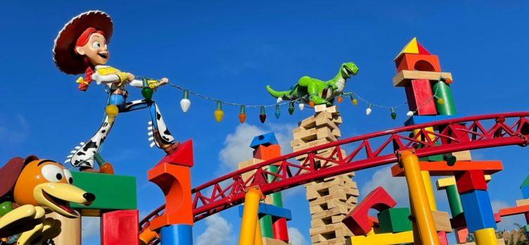 Toy Story Land Disney Hollywood Studios Orlando