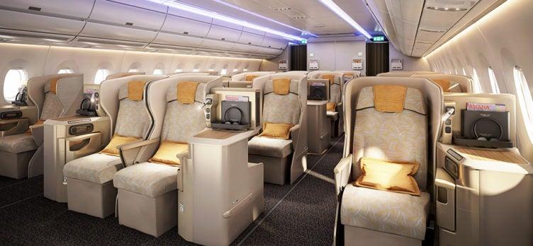 A350 900 Business Smartium