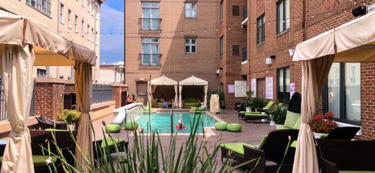 Andaz Savannah pool