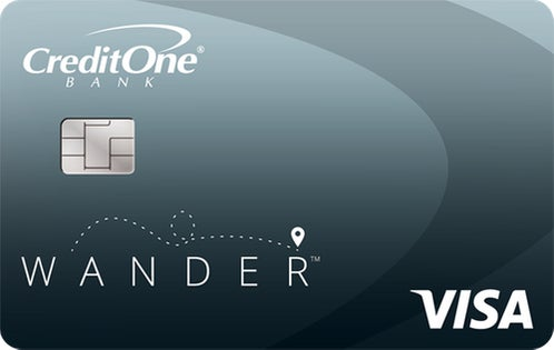 Credit One Bank® Wander™ Card With No Annual Fee – Card Review
