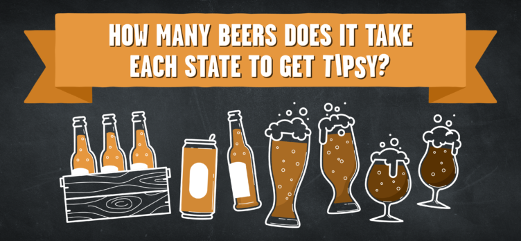 How many beers does it take to get tipsy featured image