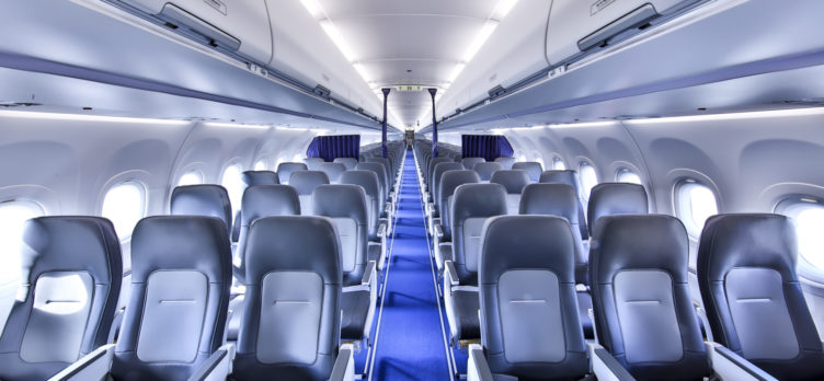 Lufthansa Group's new Airspace Cabin
